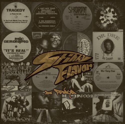 "DJ DENKA ""STINKY FLAVOR"""