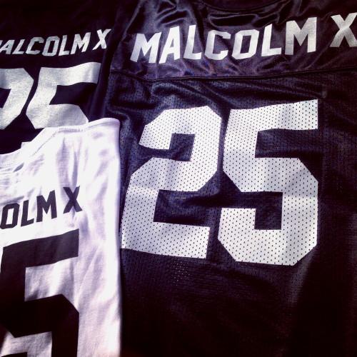 "M.V.P. ""MALCOLM-X"" TEE & FOOTBALL TEE"