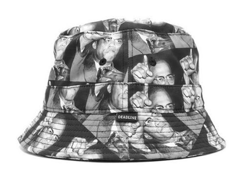DEADLINE MALCOLM X Bucket Hat