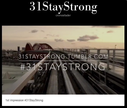 31staystrong