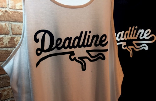 DEADLINE SPORTS LOGO TANK TOP