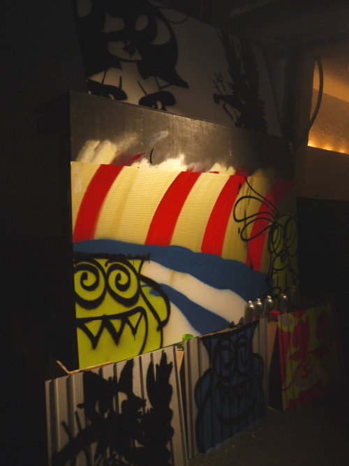 SKOLOCT , CRASTY ,  額少年(山本KID徳郁)