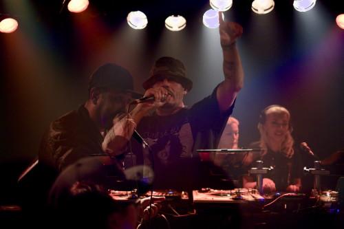 THE BEATNUTS & DJ SARASA JAPAN TOUR 2016 Kanazawa