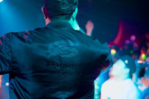 THE BEATNUTS DJ SARASA JAPAN TOUR 2016 Kanazawa
