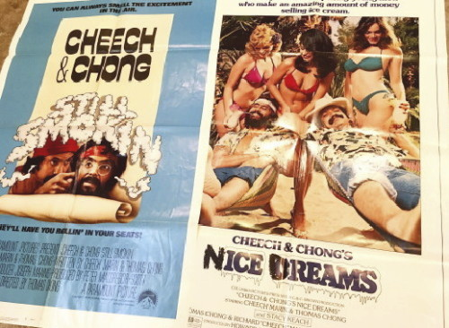 CHEECH & CHONG Original Poster