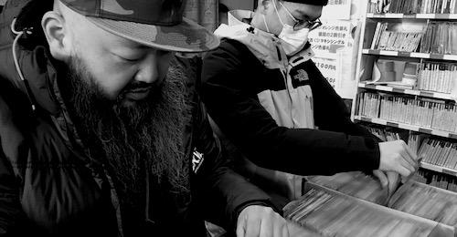 ITA-CHO氏 & B.D.氏
