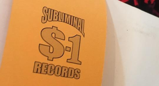 $-1 RECORDS