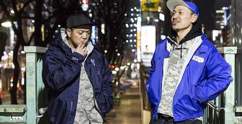 LEGALIZE TOKYO model: KAMIYA & MACHA (ex:realmadHECTIC)