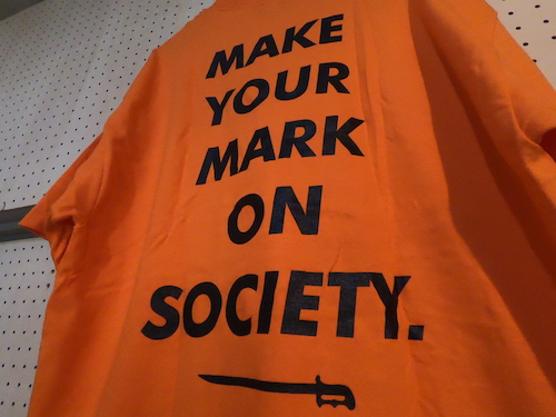 LGZ MAKE YOUR MARK ON SOCIETY