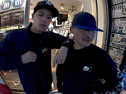 MIYACHI x LEGALIZE-TOKYO