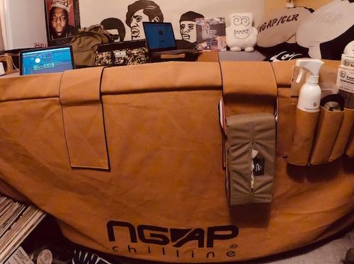 NGAP BAG BED
