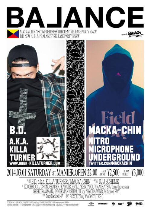 B.D. & MACKA-CHIN